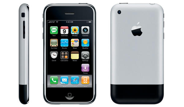 First-generation iPhone