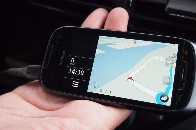 Hands-On (The Wheel): Nokia Car Mode and MirrorLink