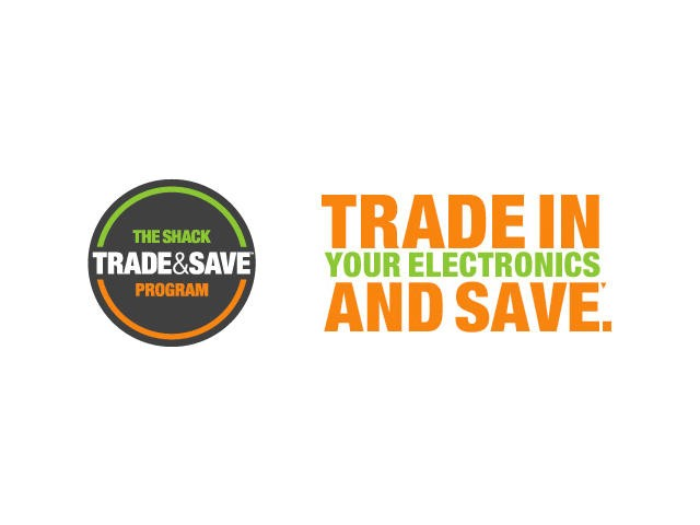 Radio Shack Trade-In and Save