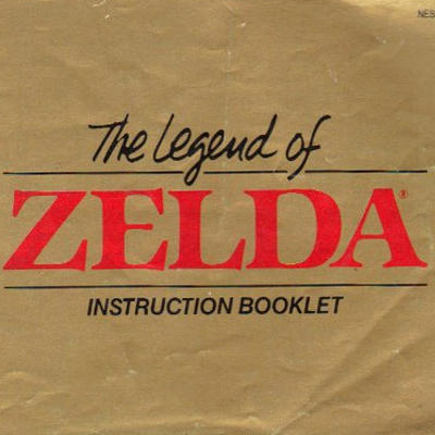 The Agonizing Death of Video Game Instruction Booklets