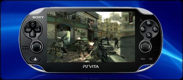 Call of Duty on PS Vita