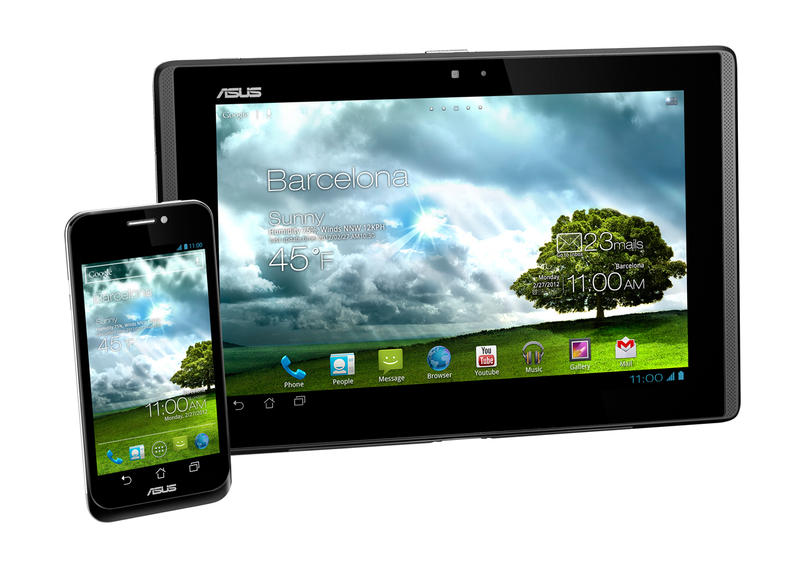 ASUS PadFone with PadFone Station