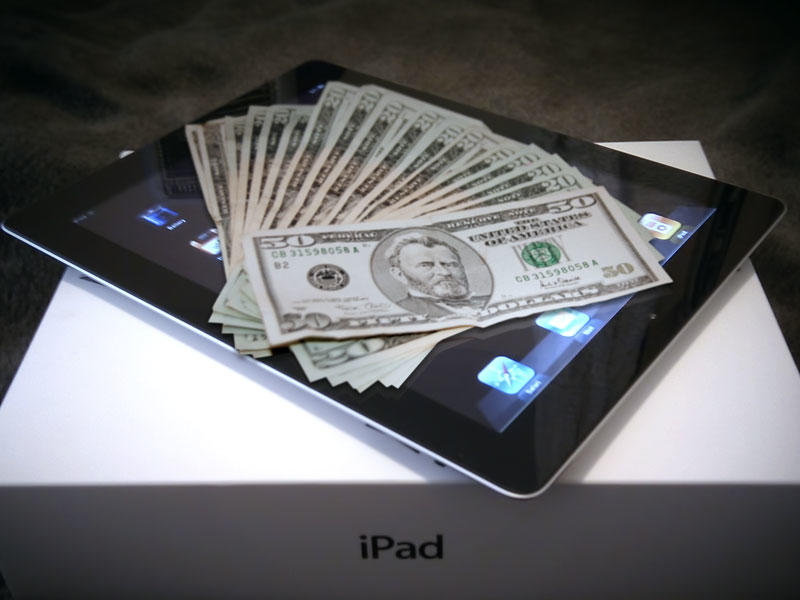 Sell Your iPad 2 for iPad 3 Upgrade