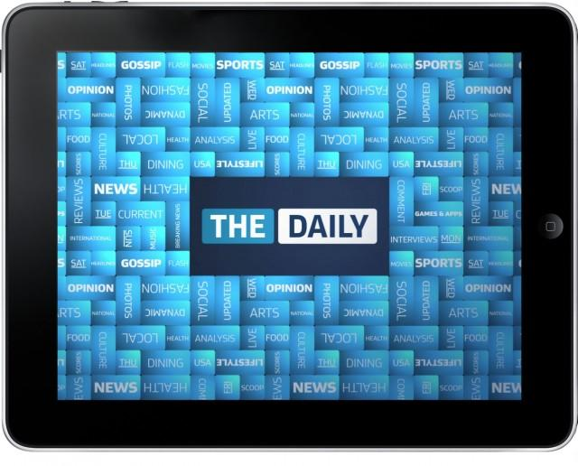 The Daily on iPad