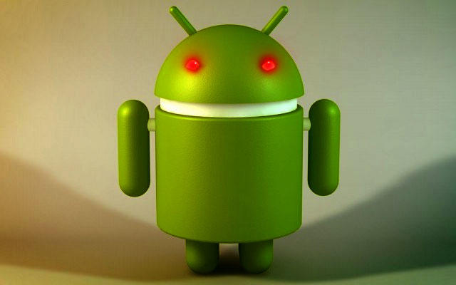 Angry Evil Android