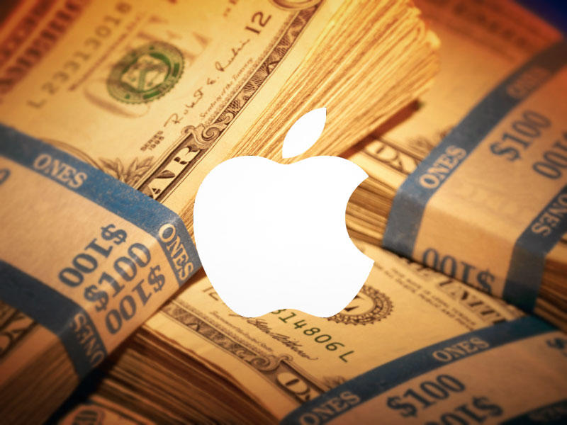 Apple Money - White Logo