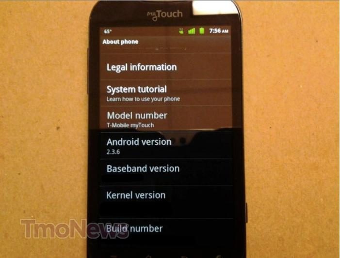 Huawei myTouch 1