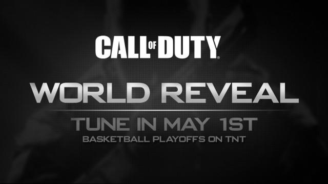 Call of Duty World Reveal banner