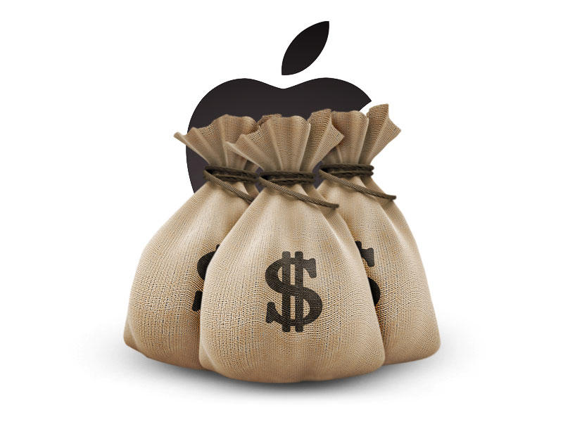 Apple - Earnings - Money
