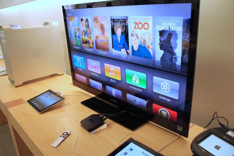 Apple Store TV 6