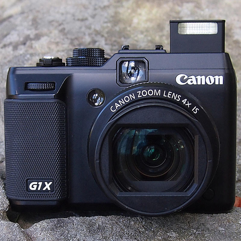 Canon-PowerShot-G1-X-Product-Front
