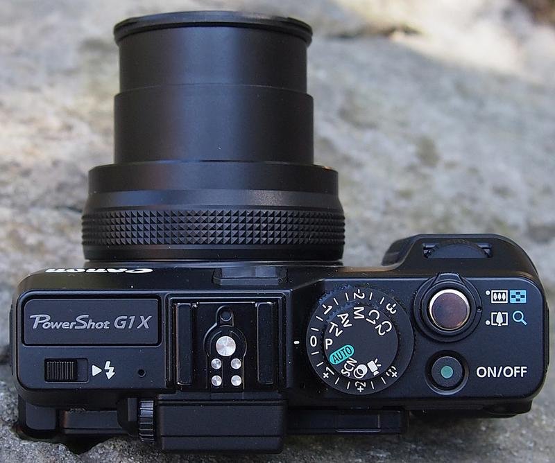 Canon-PowerShot-G1-X-Product-Top