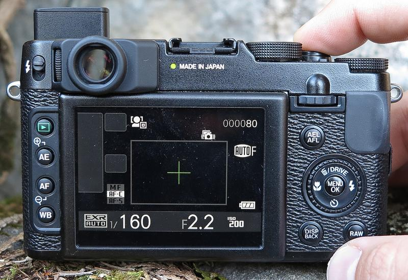 Fujifilm-X10-Shooting-Screen