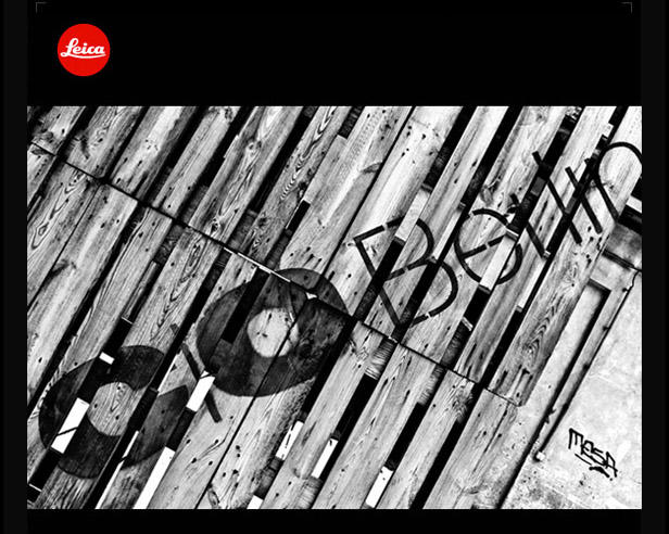 Leica May 10, 2012 Announcement Invitation