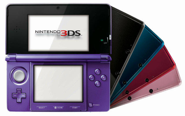 Midnight Purple 3DS
