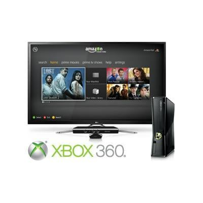Amazon Prime Instant Video now Available on the Xbox 360