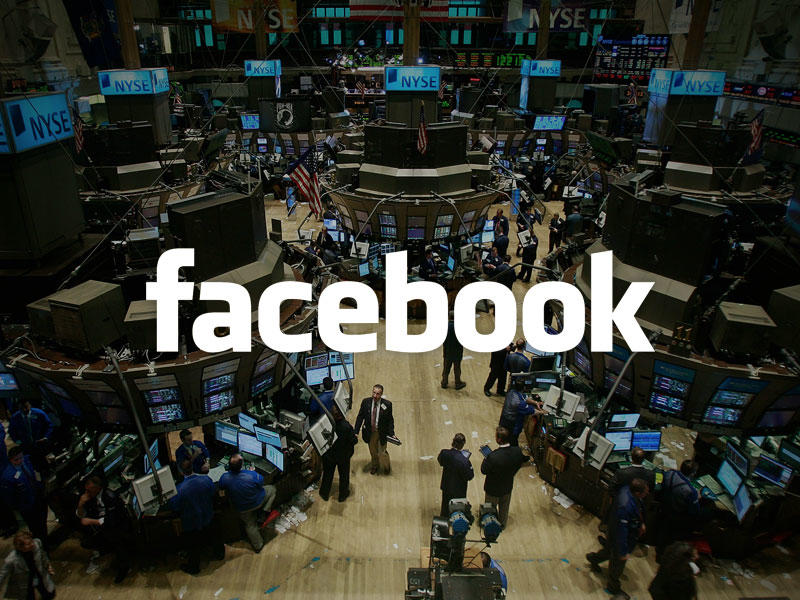 Facebook - IPO - Stocks - Exchange - NYSE - 001