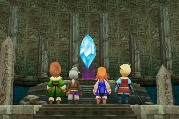 Final Fantasy iPhone