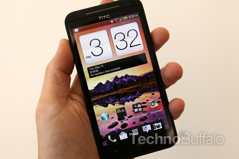 HTC EVO 4G LTE for Sprint review 009