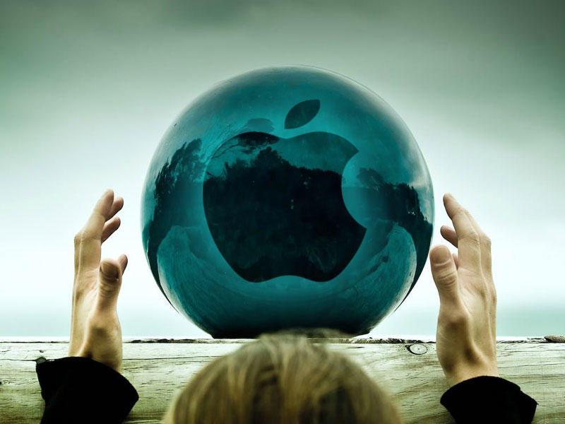 Apple Predictions - Crystal Ball