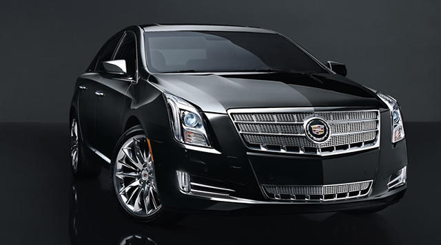 An Afternoon With The Cadillac XTS And CUE: The Great
