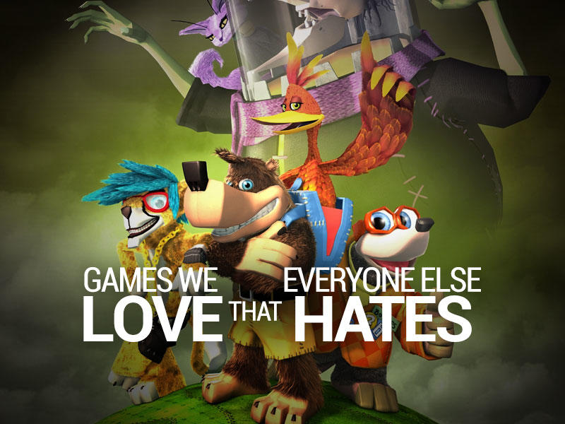 Games We Love that Everyone Hates