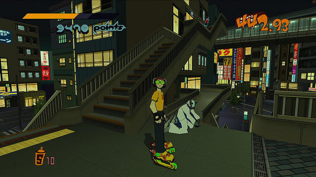 Jet Set Radio is the latest Xbox One backwards compatible game