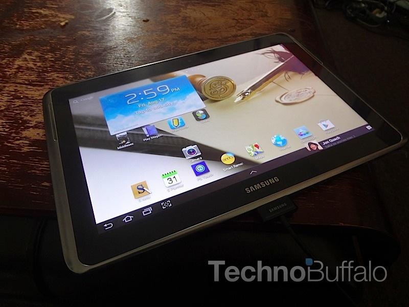 Samsung Galaxy note 10.1 Review1