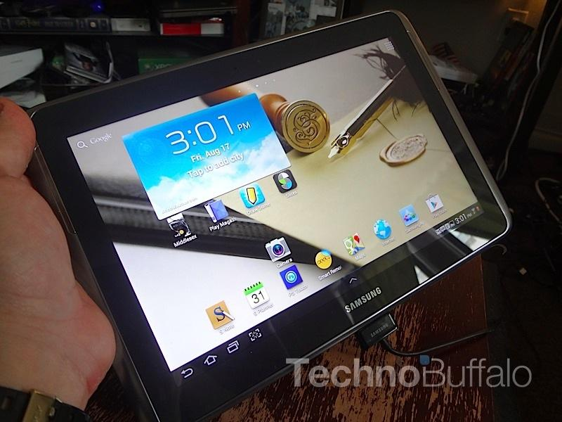 Samsung Galaxy note 10.1 Review8