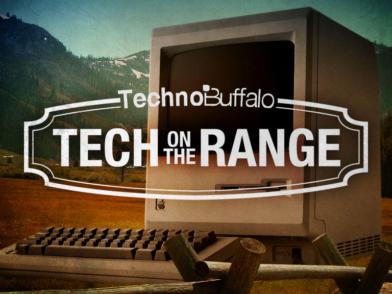 Tech on the Range