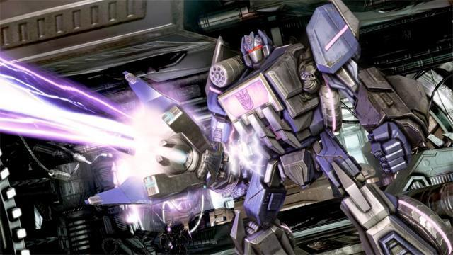 Transformers: Fall of Cybertron - Soundwave