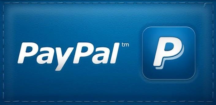 PayPal app banner