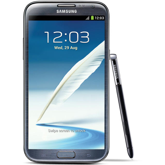 Galaxy Note II - U.S. Cellular