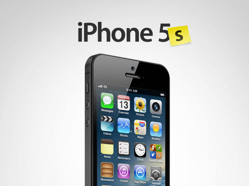 iPhone 5s - The Next New iPhone