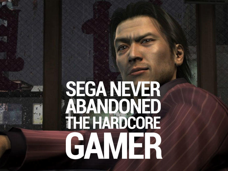 Sega Never Abandoned The Hardcore Gamer