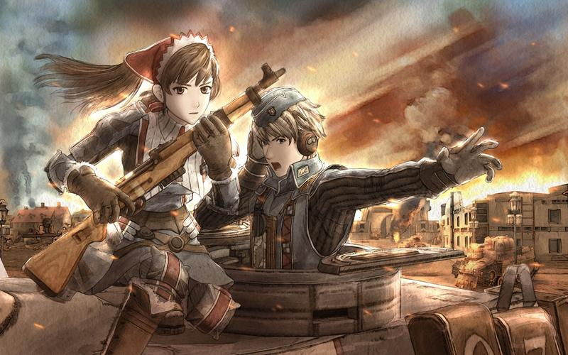 Valkyria.Chronicles