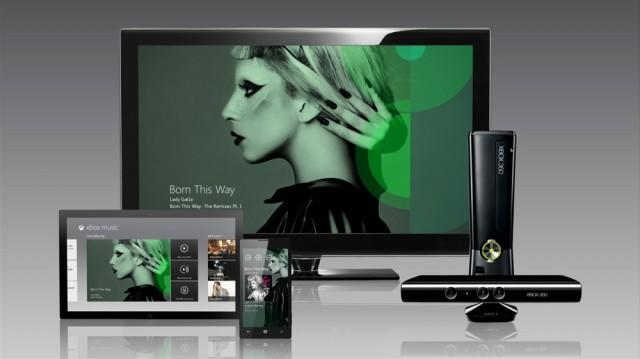 Xbox Music large banner