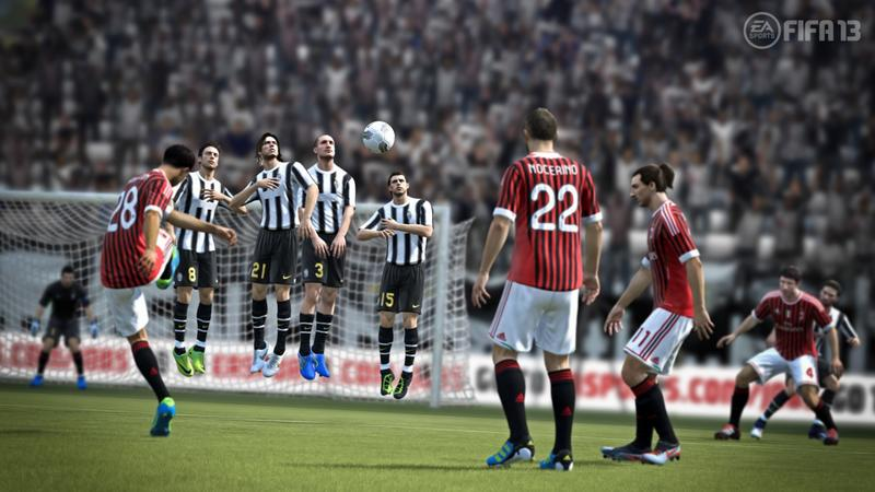 FIFA 13 Review - 1
