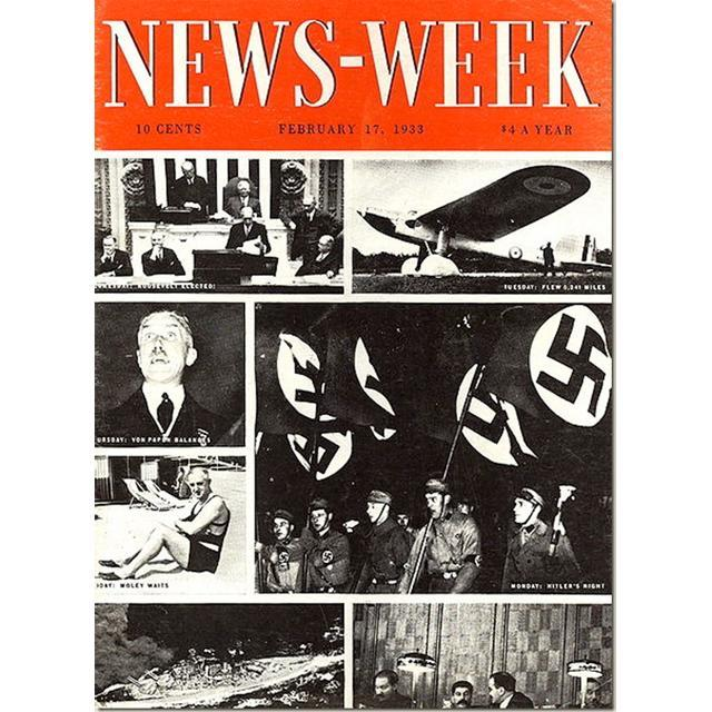 First issue of Newsweek