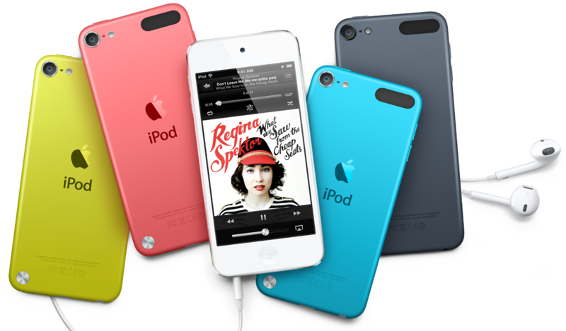 6th gen iPod touch banner