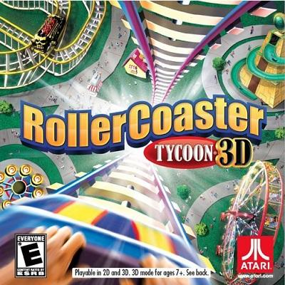 Rollercoaster Tycoon 3D review: Are You Kidding Me