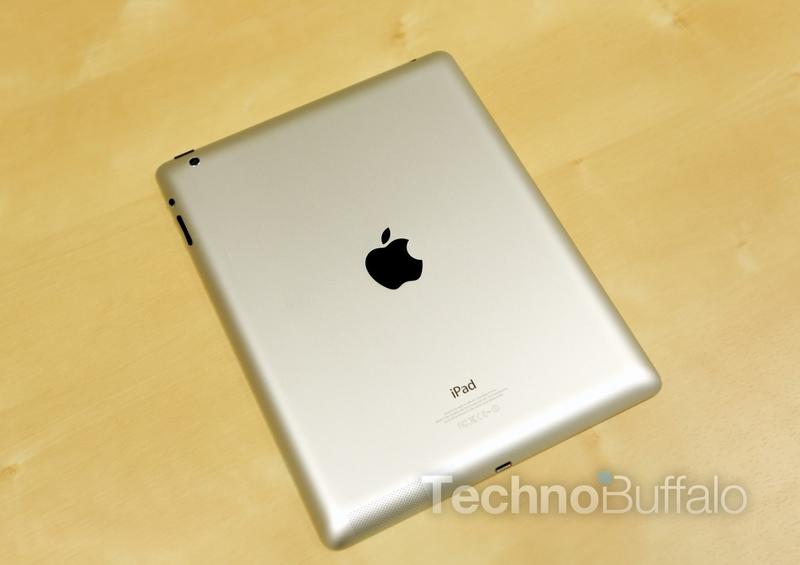 Apple iPad 4 Back