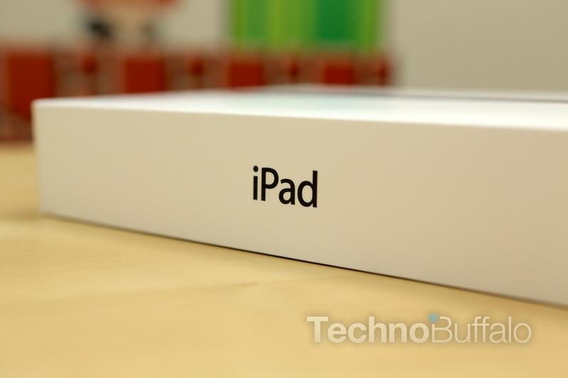 Apple iPad 4 Box 2