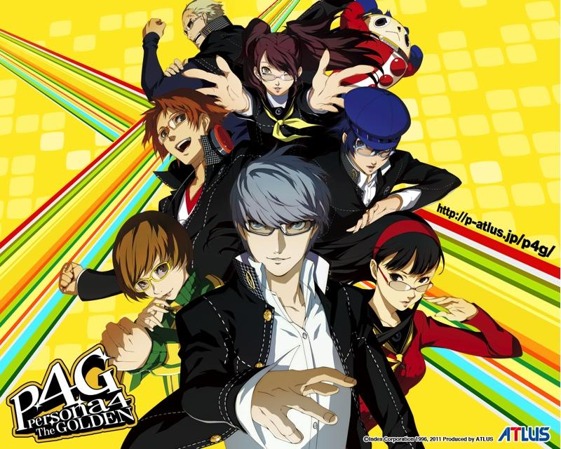 Persona 4 Golden review: A Must-Have for the PS Vita | TechnoBuffalo