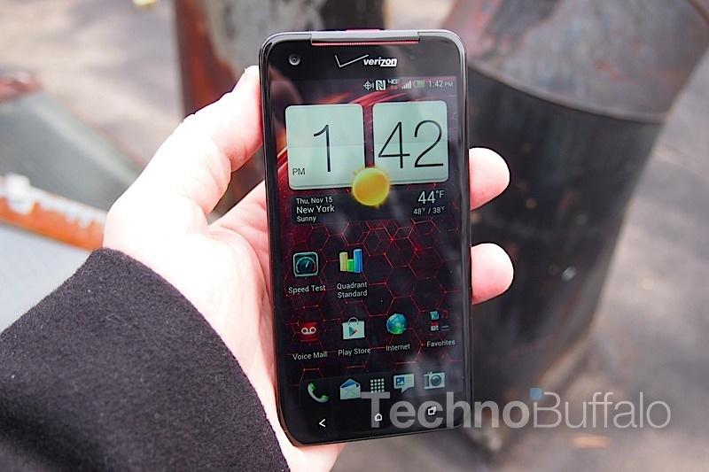 HTC DROID DNA review: The Android Phone You've Been Waiting