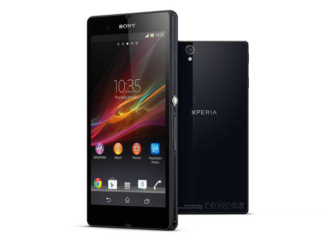Sony Xperia Z - Product - Image