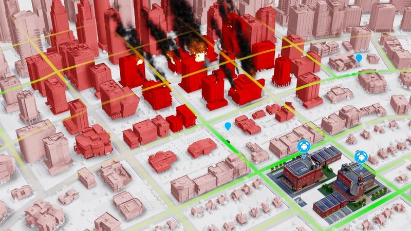 SimCity Data Layer