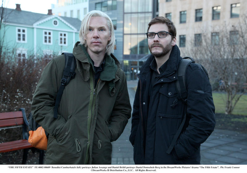 WikiLeaks Movie first image