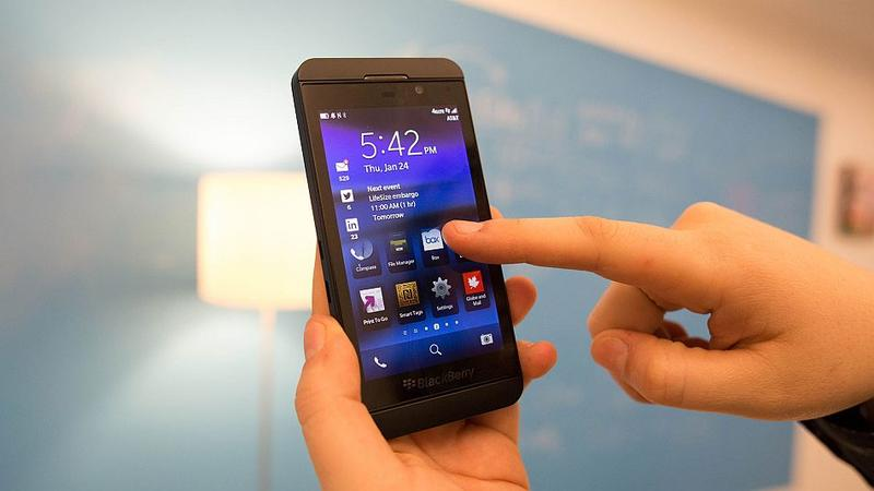 BlackBerry-10-Z10