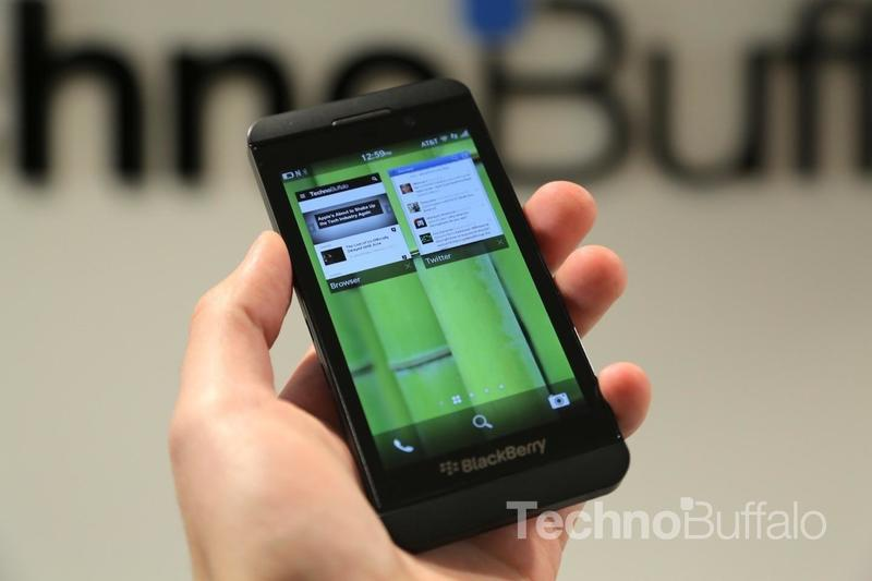 BlackBerry Z10 review: Enough to Take on Android and iOS